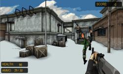 Sniper Ghost screenshot 1/4