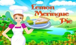 Lemon Meringue Bakedpie screenshot 1/5