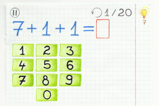 Math Is Fun Kids 2-7 years Addition Subtraction screenshot 2/5
