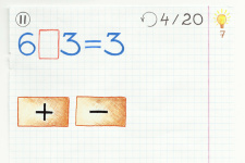 Math Is Fun Kids 2-7 years Addition Subtraction screenshot 5/5
