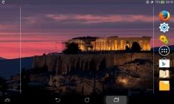 Acropolis And Parthenon Live screenshot 1/6