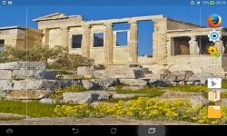 Acropolis And Parthenon Live screenshot 2/6
