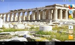 Acropolis And Parthenon Live screenshot 4/6