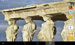 Acropolis And Parthenon Live screenshot 5/6