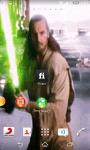 Starwars Jedi Master Live Wallpaper screenshot 1/6