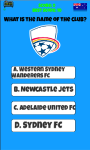Australia Soccer Logo Quiz and Trivia screenshot 3/5
