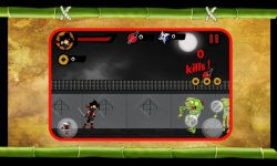 Zombie Ninja Combat screenshot 2/4