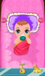 Princess New Baby Born screenshot 3/4