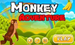 Jungle Monkey Banana Run screenshot 1/6