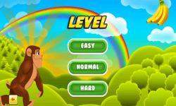 Jungle Monkey Banana Run screenshot 3/6