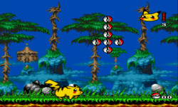 Pokemon Pikachu screenshot 1/4