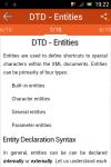 Learn DTD screenshot 4/6