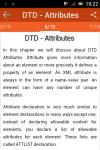 Learn DTD screenshot 6/6
