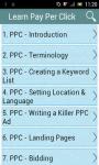 Learn Pay Per Click screenshot 1/3