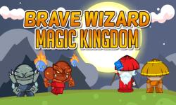 Brave Wizard - Magic Kingdom screenshot 1/6