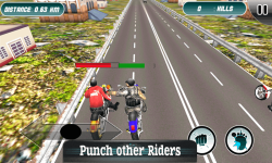 Bike Traffic Attack smashy screenshot 3/6