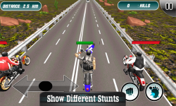 Bike Traffic Attack smashy screenshot 4/6