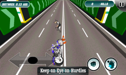 Bike Traffic Attack smashy screenshot 6/6