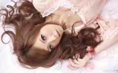 Free HD Beautiful Asian Girl Wallpaper for Android screenshot 5/6
