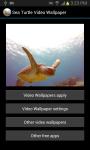 SeaTurtle video wallpaper Free screenshot 5/6