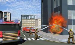 Real Hero FireFighter 3d Game screenshot 3/4