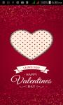 Valentines Greetings screenshot 1/5