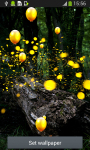 Fireflies Live Wallpapers Top screenshot 5/6