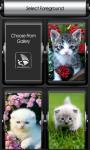 Kitty Zipper Lock Screen screenshot 3/6