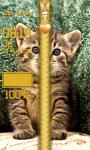 Kitty Zipper Lock Screen screenshot 4/6