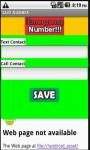 EmergencyCaller screenshot 2/2