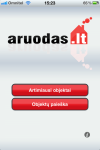 Aruodas screenshot 1/5