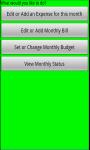 Budget Helper screenshot 5/5