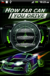 How Far Can You Drive Gold Android screenshot 1/5