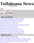 Tullahoma News screenshot 1/1