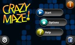 CrazyMaze screenshot 1/5