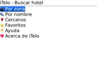 iTelo Mini para Blackberry screenshot 2/6