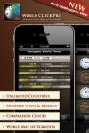 World Clock Pro screenshot 1/1