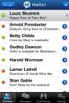 Hello! - Free Cross Platform Messenger screenshot 1/1