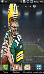 Aaron Rodgers LWP screenshot 1/3