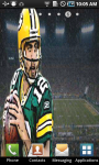 Aaron Rodgers LWP screenshot 2/3