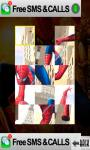 Jigsaw With Spider Man  screenshot 3/6