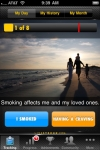 LIVESTRONG MyQuit Coach - Dare to Quit Smoking screenshot 1/1