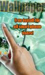 Starfish in Sea Live Wallpaper free screenshot 3/3