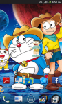 doraemon livewallpaper screenshot 1/4