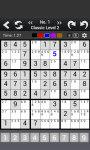 Sudoku Classics screenshot 3/3
