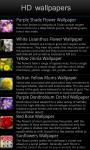 Beautiful Flowers HD Wallpapers screenshot 2/5