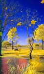 Autumns Falling Live Wallpaper screenshot 1/3