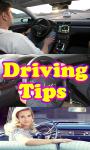 Drivings TIps screenshot 1/4