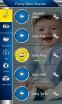 Funny Baby Sounds Top screenshot 2/6