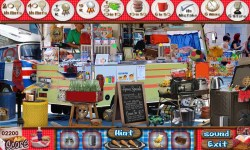 Free Hidden Object Games - Fast Food screenshot 3/4